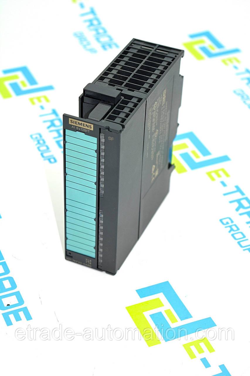 Программируемый контроллер Siemens 6ES7331-7KF02-0AB0