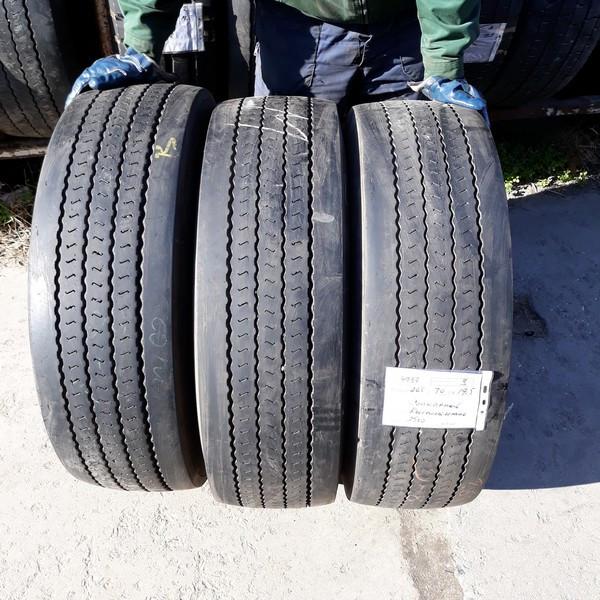 Грузовые шины б.у. / резина бу 265.70.r19.5 Continental Conti Urban HA3 Континенталь