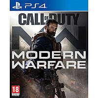 Игра SONY Call of Duty: Modern Warfare [Blu-Ray диск] [PS4] (88418RU)