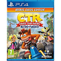 Игра SONY Crash Team Racing Nitro Oxide Edition [Blu-Ray диск] (88401EN)