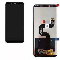 Дисплейный модуль Xiaomi Mi A2 with touch screen black