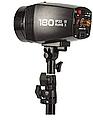 Набор студийного импульсного света FST EG-180KA с зонтами, фото 9