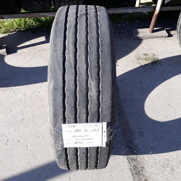 Грузовые шины б.у. / резина бу 285.70.r19.5 Michelin XTA2 Energy Мишлен