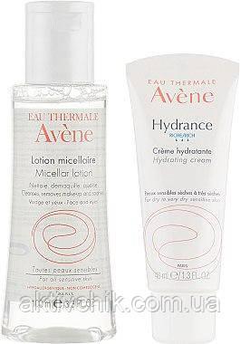Набор Avene Hydrance Rich  для Сухой Кожи