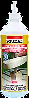 Клей для древесины влагостойкий 66А D4 (0,25 кг) Soudal