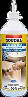 Клей для древесины влагостойкий 65А PVAC D3 (0.75кг) Soudal