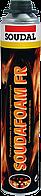 Пена монтажная огнестойкая Soudafoam FR (750 мл) пистолетная Soudal