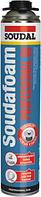 Пена монтажная зимняя Soudafoam Gun P60 (750 мл) Soudal