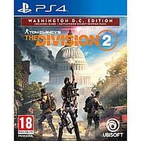 Игра SONY Tom Clancys The Division 2. Washington D.C. Edition [PS4, R (8113391)