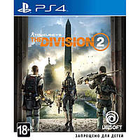 Игра SONY Tom Clancys The Division 2 [PS4, Russian version] (8113407)