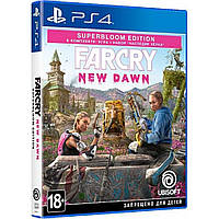 Игра SONY Far Cry. New Dawn. Superbloom Edition [PS4, Russian version] (8113360)