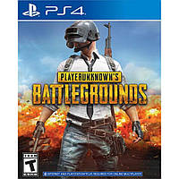 Игра SONY PLAYERUNKNOWN'S BATTLEGROUNDS [PS4, Russian version] Blu-ray (9788713)