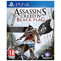 Игра SONY Assasins Creed IV Черный флаг, на BD диске (8112653)