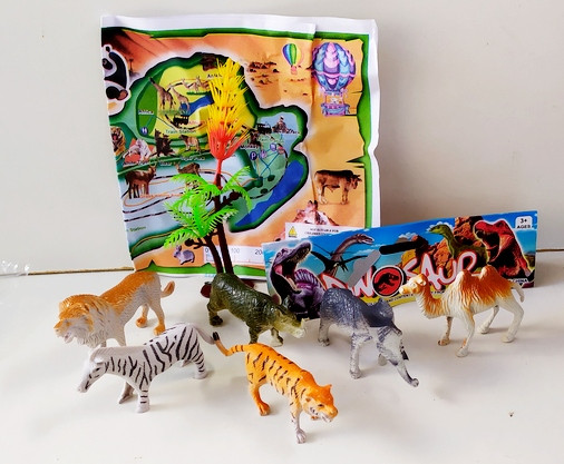 Дикие Животные 9988-1 звери