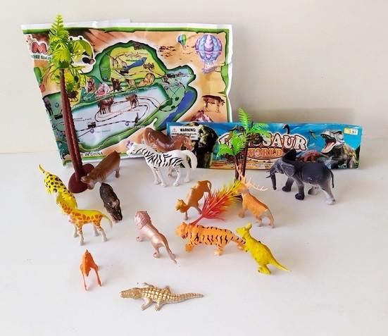 Дикие Животные 9988-7 звери