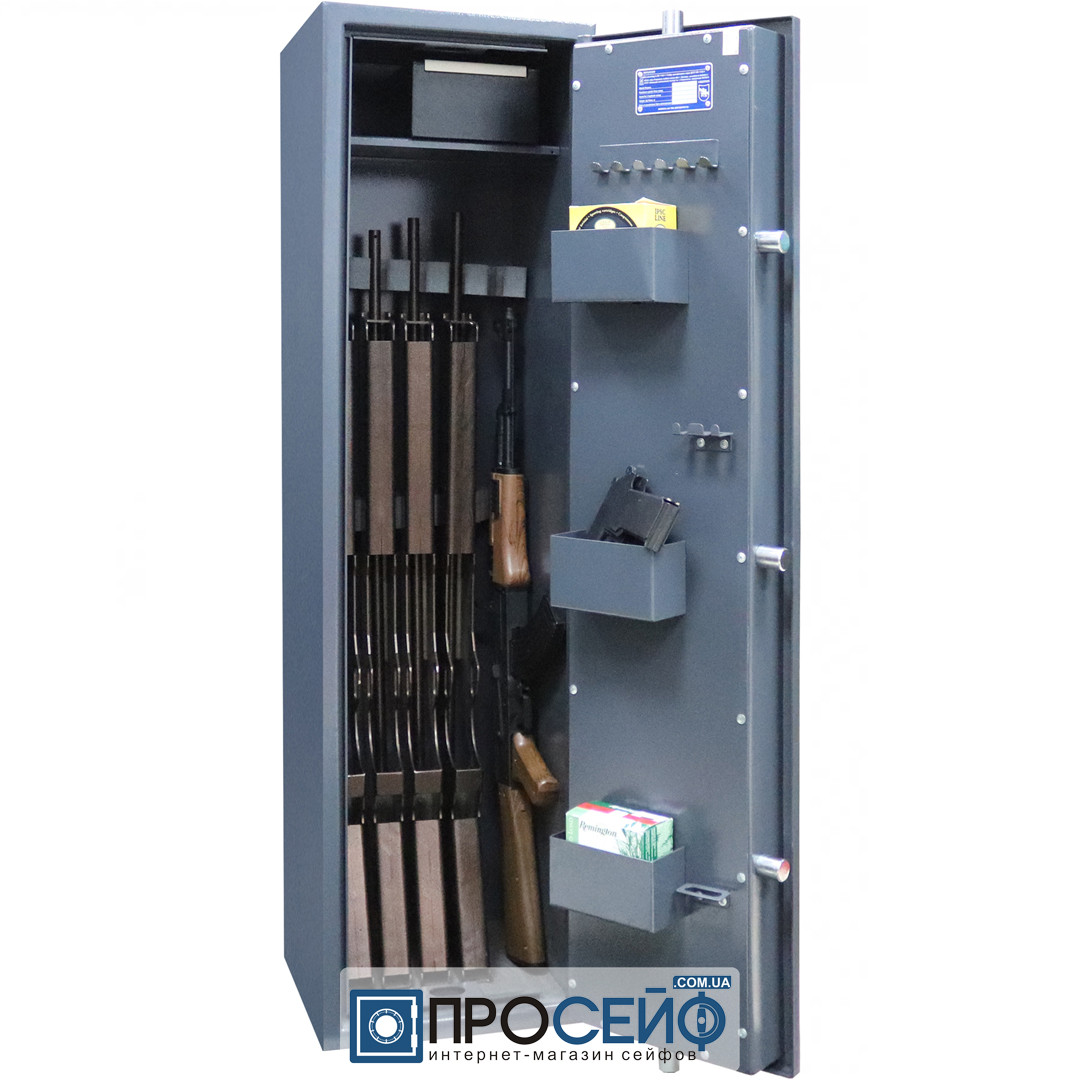Оружейный сейф GRIFFON GD.350.K