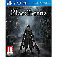 Игра SONY Bloodborne [PS4, Russian subtitles] Blu-ray диск (9438472)