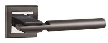 Ручка роздільна Punto (Пунто) CITY QL GR / CP-23 графіт / хром