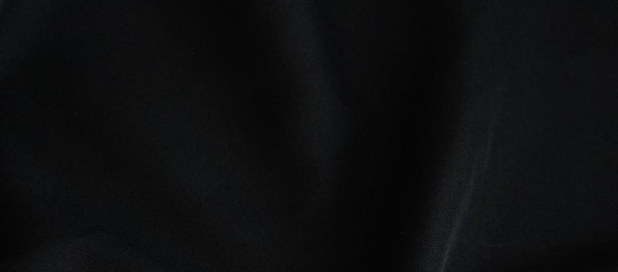 Габардин Чорний TG-0022