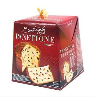 Паска Santagelo PANETTONE tradizionale 500г, фото 2