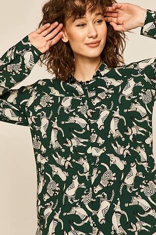 Рубашка женская с рисунком, фото 2