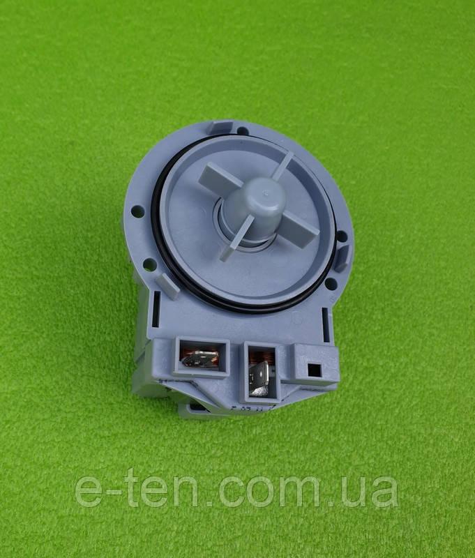 """Насос/помпа ASKOLL M116 (RS0628) / 25W (на 3 самореза) / """"контакты спереди раздельно""""  для стиральной машины"""