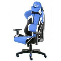 Кресло игровое Special4You ExtremeRace 3 black/blue (000003625)