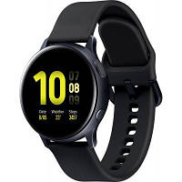 Смарт-часы Samsung SM-R820/4 (Galaxy Watch Active2 44mm Alu) Black (SM-R820NZKASEK)