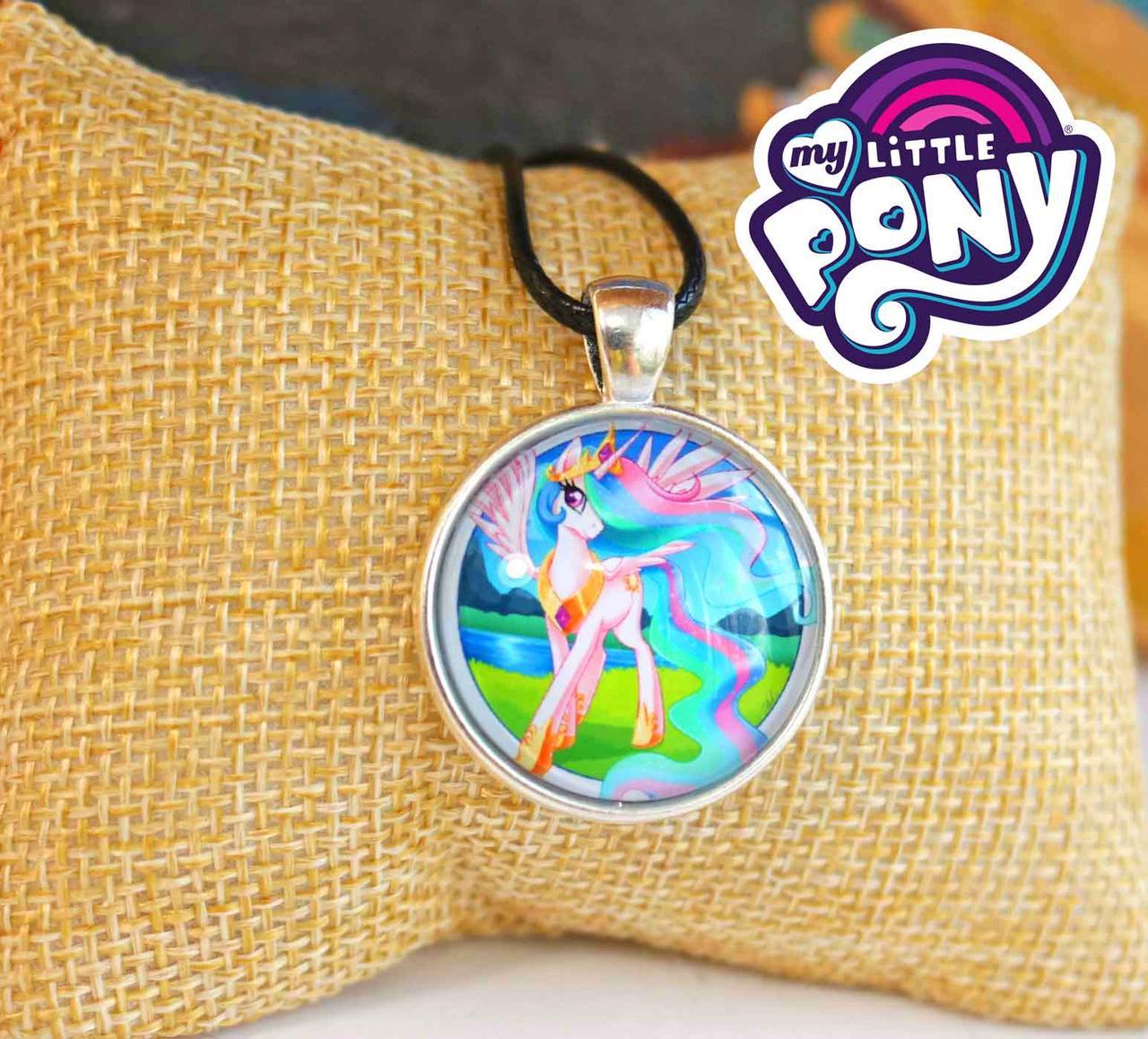 Подвеска My Little Pony с изображением принцессы Селестии