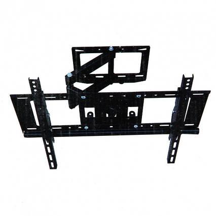Кронштейн поворотный для телевизора с диагональю 26-52 дюйма.Настенный крепеж для телевизора TVCP501, фото 2