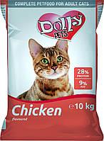 Сухой Корм для Котов Dolly Cat 10 кг
