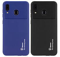 Чехол-накладка TPU Baseus для Samsung Galaxy A20 (2019) SM-A205F