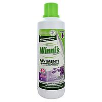 Гипоалергенное средство для мытья и дезинфекции пола Winni's Pavimenti e Superfici Lavanda, 1 л