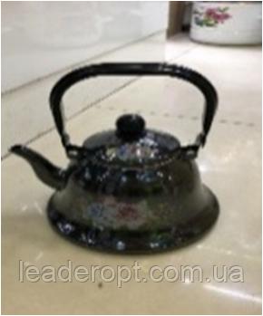 [ОПТ] BN-123 Эмалированный чайник 1.7 л