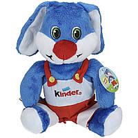 Kinder maxi mix Мягкая игрушка зайчик со сладостями, фото 2