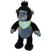 Kinder maxi mix Мягкая игрушка обезьяна со сладостями, фото 2