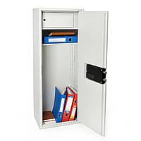 Шкаф-сейф офисный БЛ-125Е, фото 1