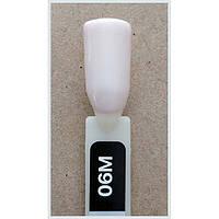 Гель-лак Kodi Professional 06M, Молочный розовый, эмаль