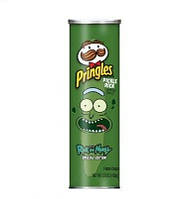 Чипсы Pringles Rick and Morty Dill Pickle, фото 1