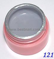 Цветной гель Canni 5 мл №121, фото 1