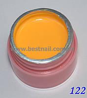Цветной гель Canni 5 мл №122 , фото 1