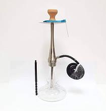 Кальян Альфа Сталь высота 70 см  Кальян для кафе кальян на 1 персону кальян оригинальный