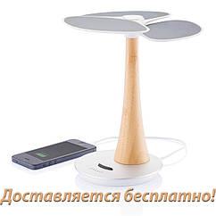 Зарядное устройство с солнечными панелями XD Design Ginkgo для телефона и планшета (P323.113)