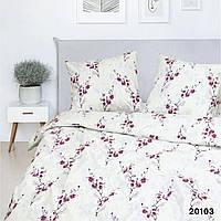 Комплект постельного белья двуспальный Вилюта ранфорс 20103
