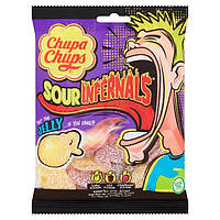 Желейки Chupa Chups Sour Infernals Jelly 150g