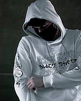 Худи унисекс Black Sheep белое, фото 1