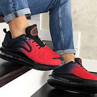 Мужские кроссовки Nike, на воздушных подушках  (ТОП-реплика)