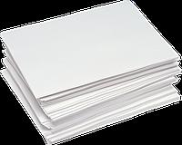 Бумага пергаментная силиконизированная  для выпечки в листах 60*40см белая 500шт 0141243