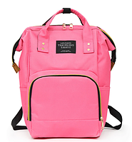 Сумка-рюкзак для мам, женский, городской, органайзер Розовый