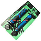 Грипсы с фланцем для BMX Kench KH-GP-01 140мм черно-синие, фото 3
